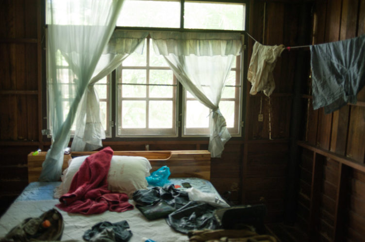 living spaces - khao sok national forest, thailand